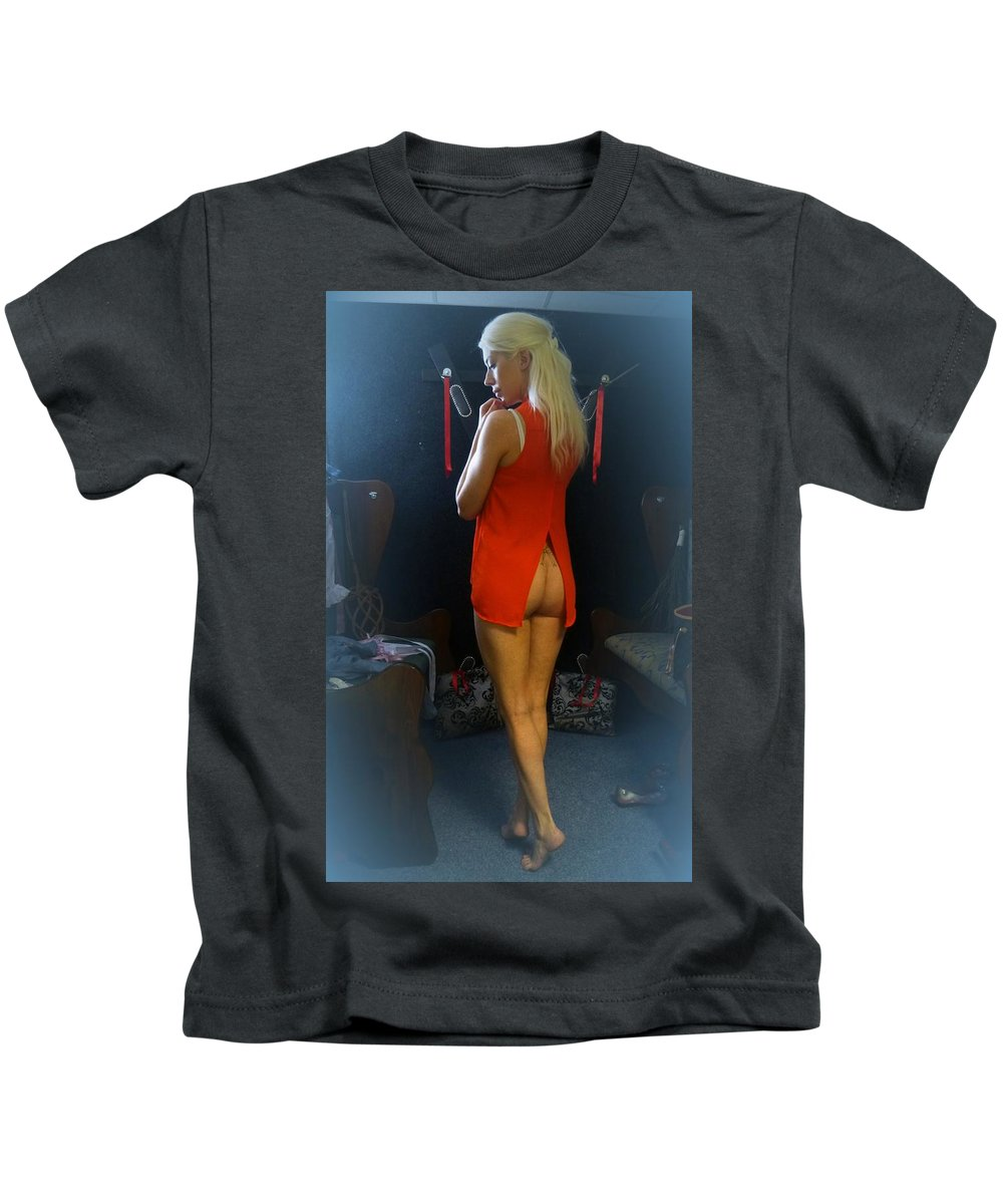 Kids T-Shirt featuring the photograph The Essence Of Charlotte by Asa Jones