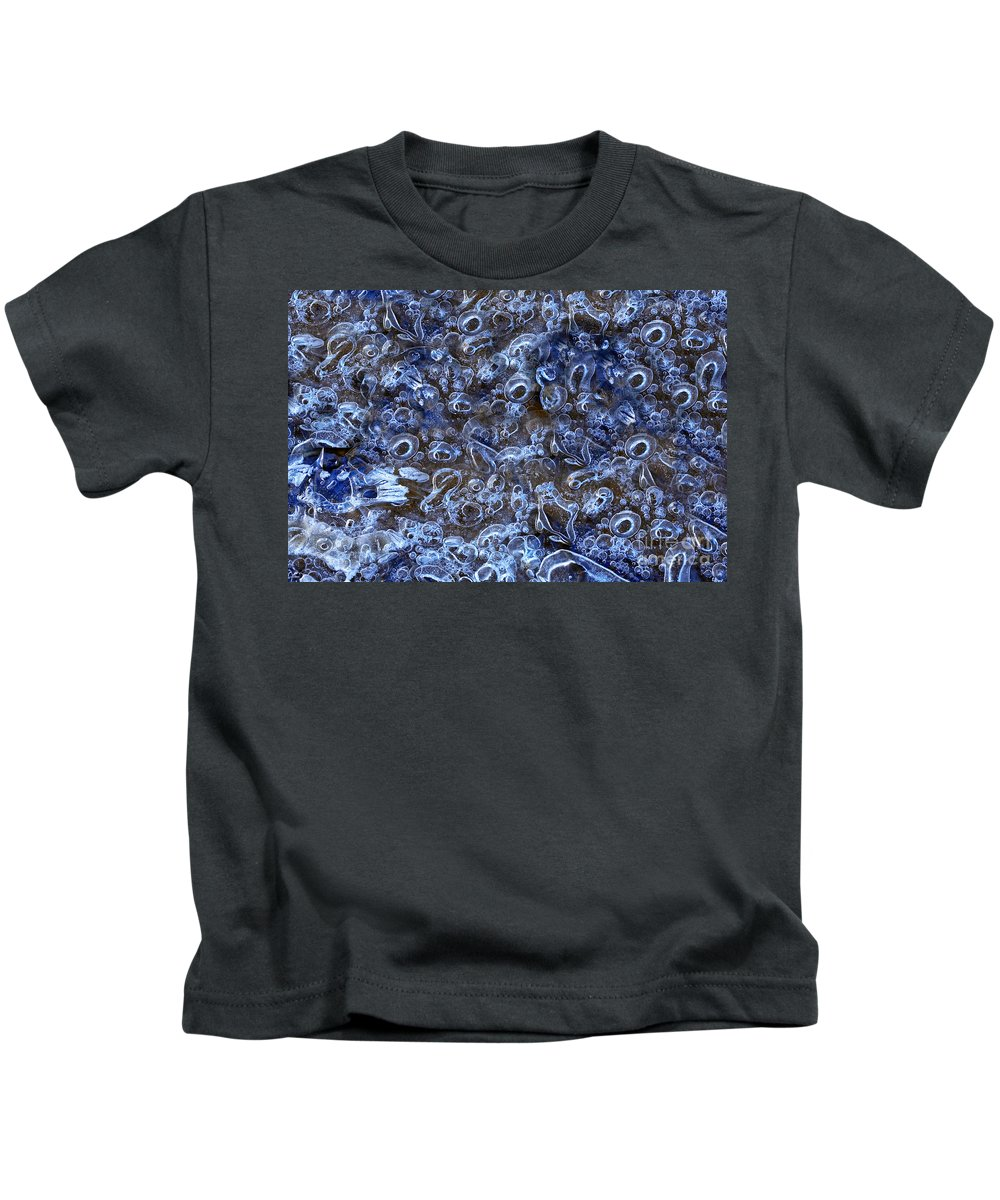 France Kids T-Shirt featuring the photograph The Milky Way by Jean-luc Bohin