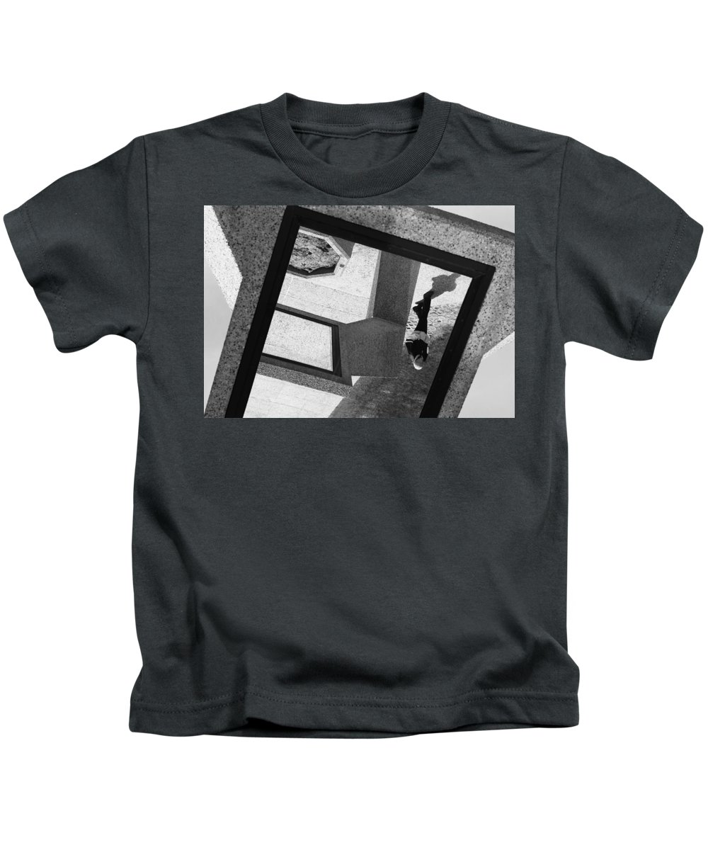 Street Photography Kids T-Shirt featuring the photograph These Are Ready by The Artist Project