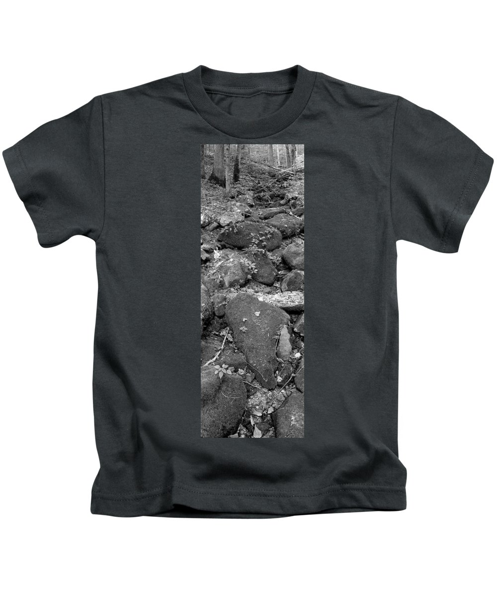 Trees Kids T-Shirt featuring the photograph Thirsty For Water by Ed Smith