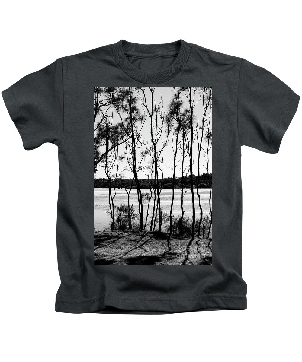 Trees Kids T-Shirt featuring the photograph Trees at Red Rock Part 2 by Sheila Smart Fine Art Photography