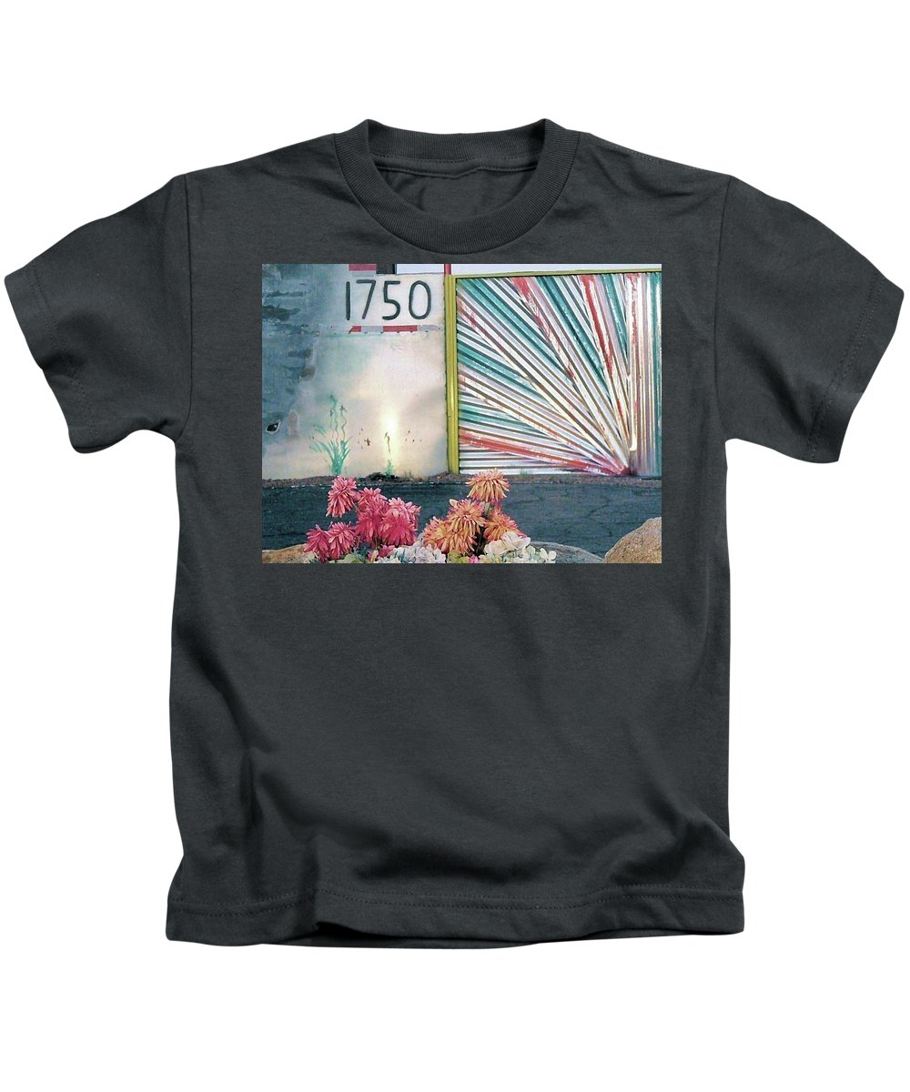 Kids T-Shirt featuring the photograph Scenes From Tucson by Bradford Turner