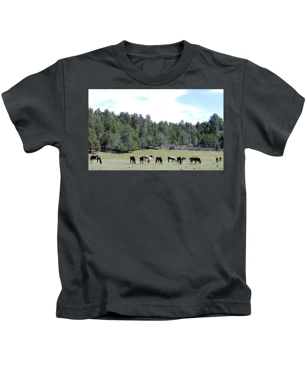 Utah Kids T-Shirt featuring the photograph Utah 10 by Will Borden