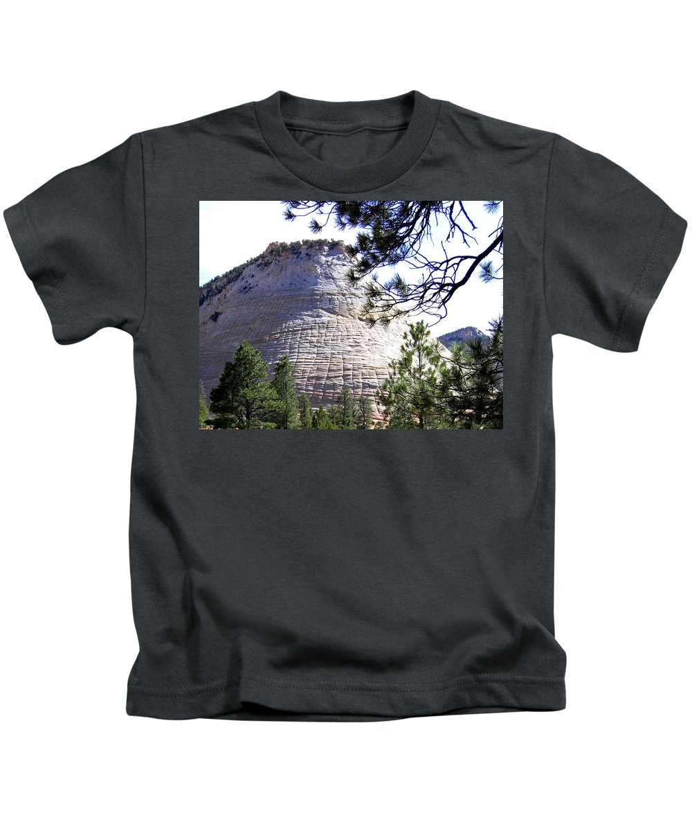 Utah Kids T-Shirt featuring the photograph Utah 11 by Will Borden