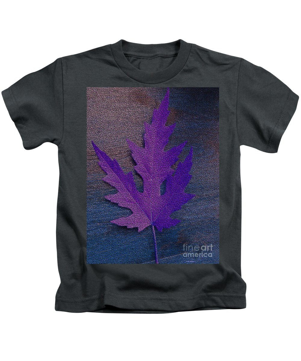 Gorgeous Kids T-Shirt featuring the photograph Vivacity by Sandra Gallegos