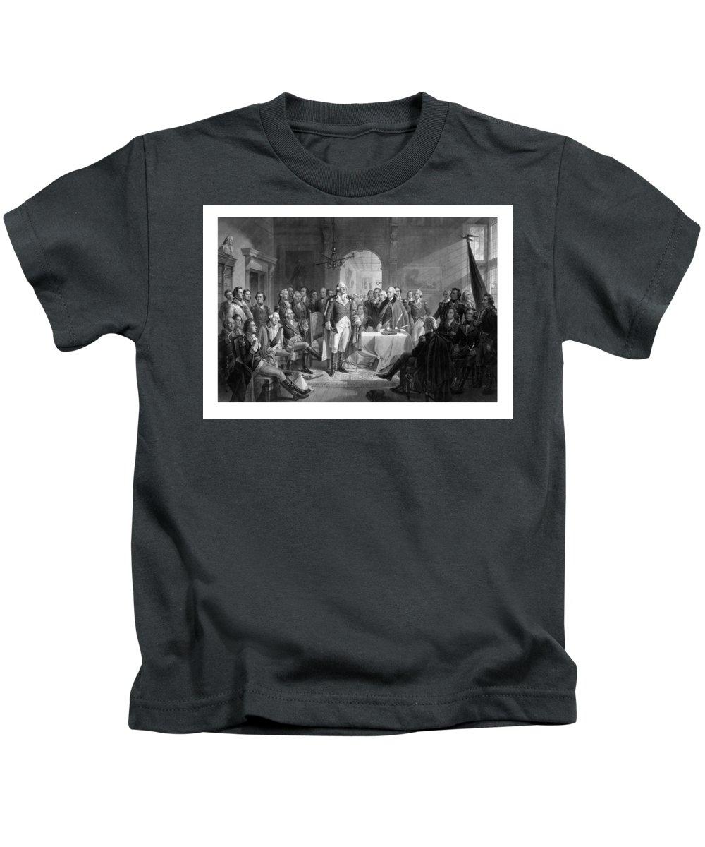 Continental Drawings Kids T-Shirts