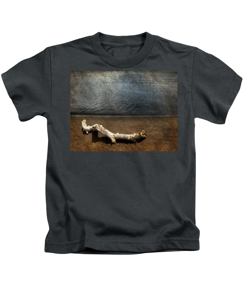 Ocean Kids T-Shirt featuring the photograph Where No One Knows My Name by Dana DiPasquale