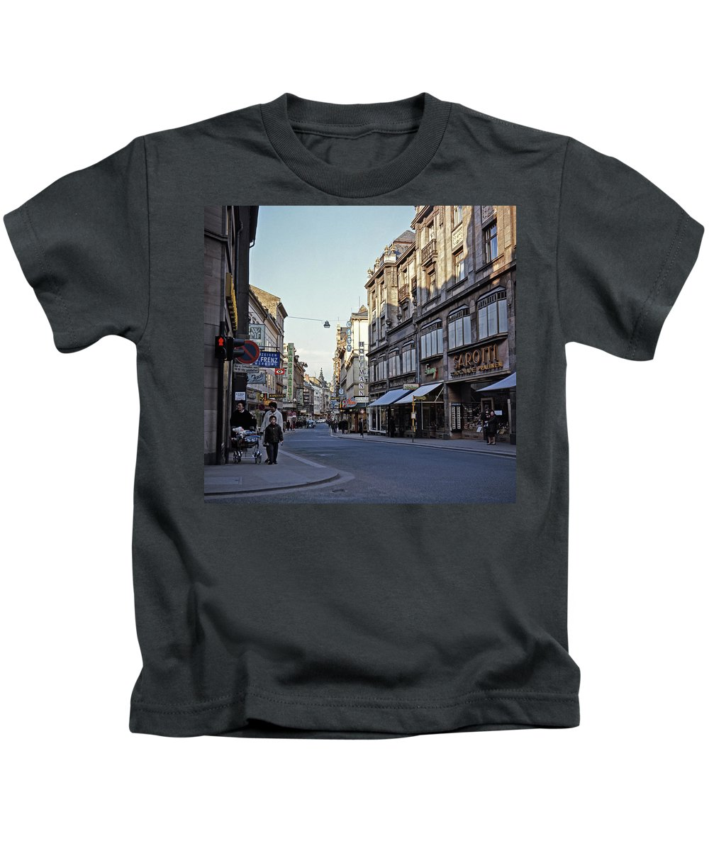 Germany Kids T-Shirt featuring the photograph Wiesbaden 1 by Lee Santa