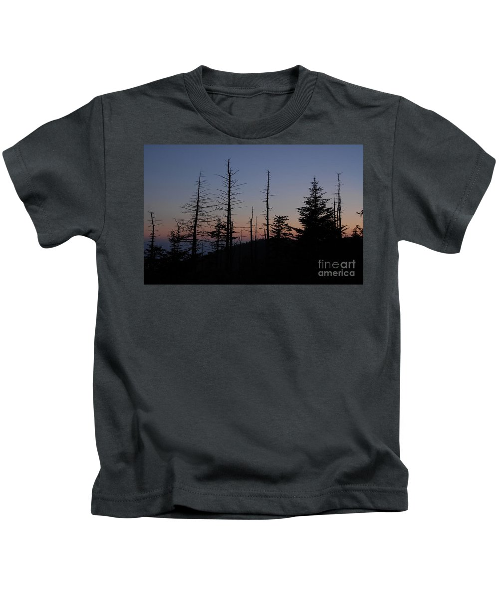 Wilderness Kids T-Shirt featuring the photograph Wilderness by David Lee Thompson