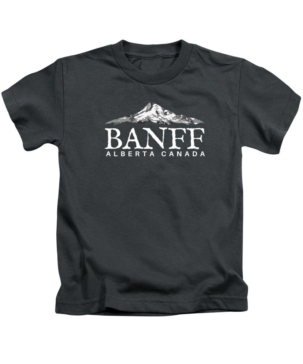 Banff Kids T-Shirts