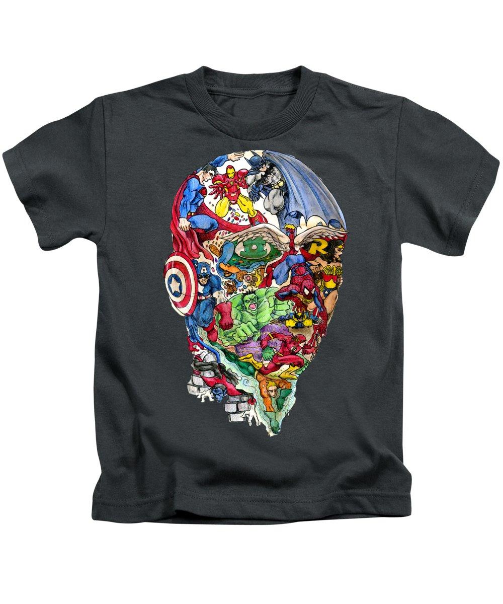 Face Kids T-Shirts