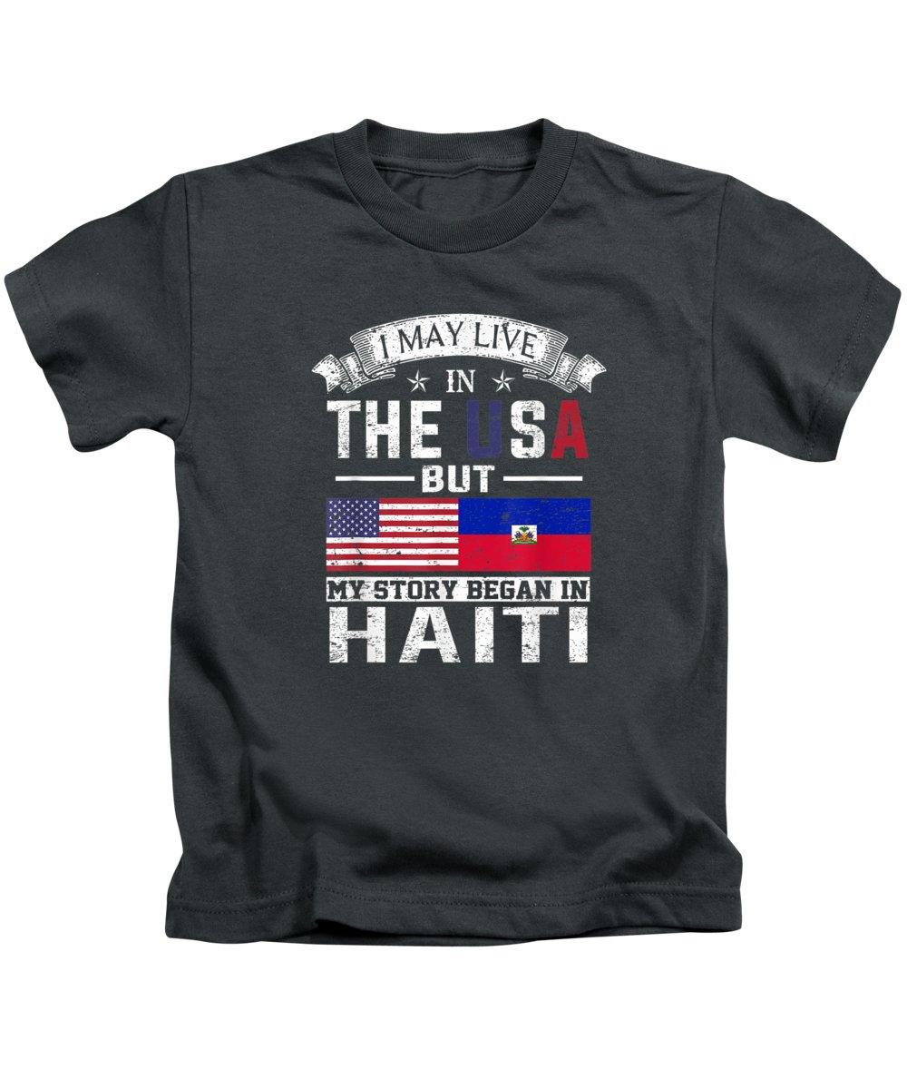 Haiti Kids T-Shirts