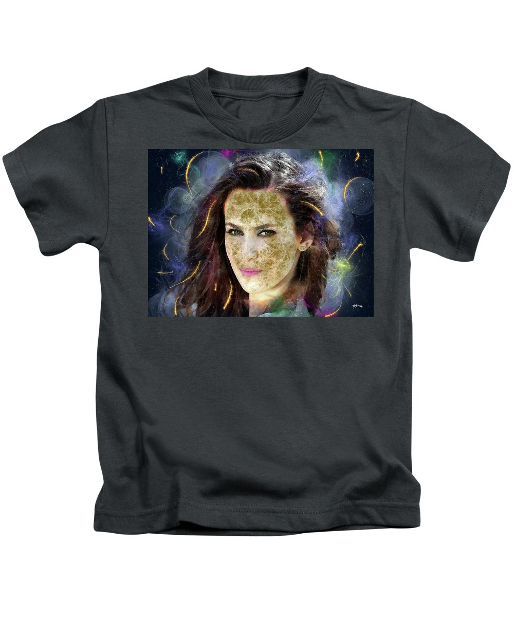 Memory Makes Us Who We Are. If We Couldn't Recall The Who Kids T-Shirt featuring the painting Memories by Rani S Manik