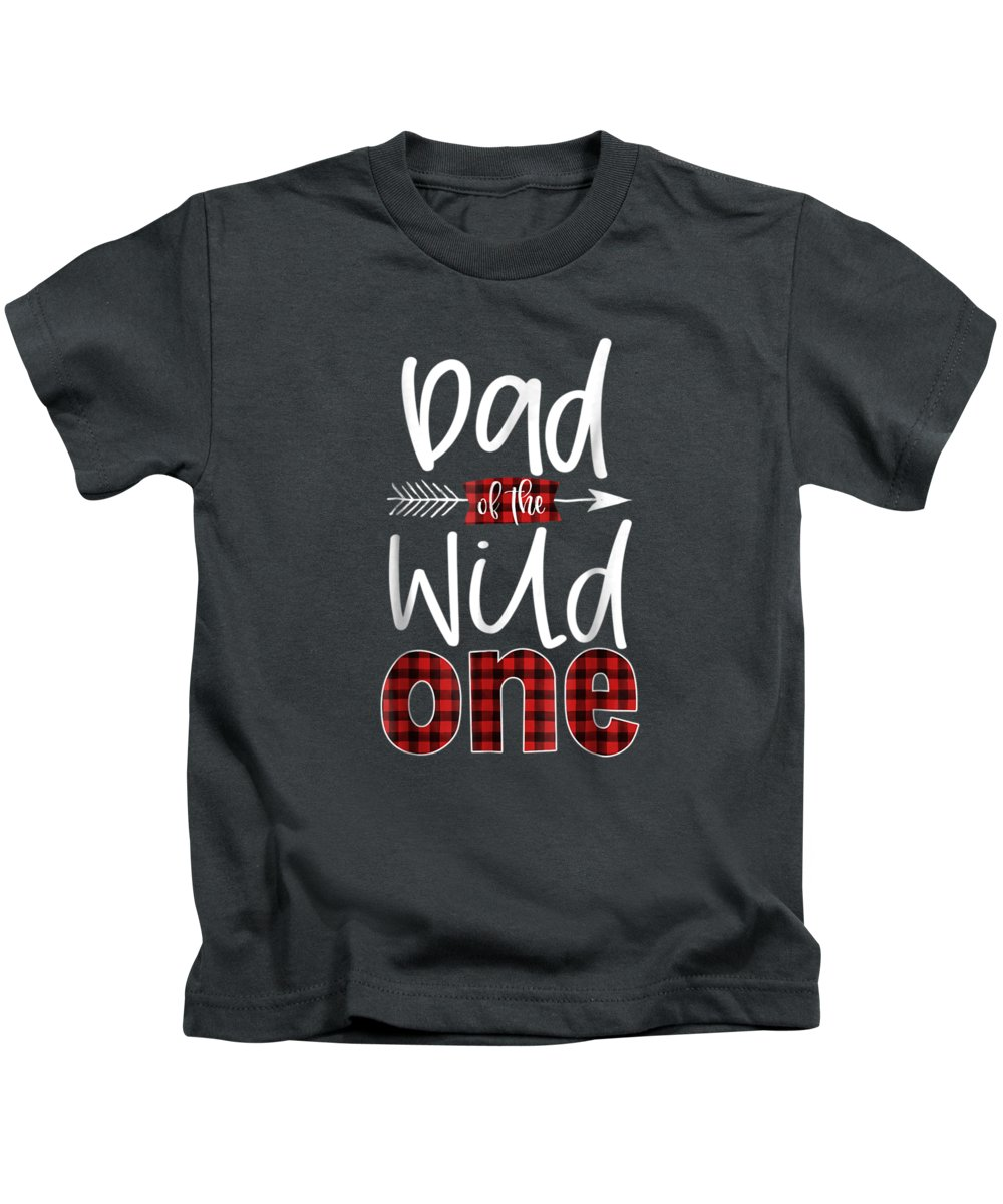 Plaid Kids T-Shirts