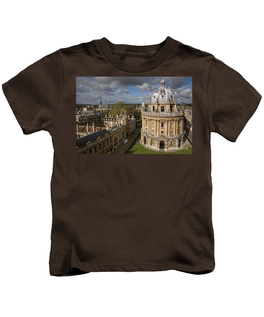 Oxford Kids T-Shirt featuring the photograph 110307p138 by Arterra Picture Library
