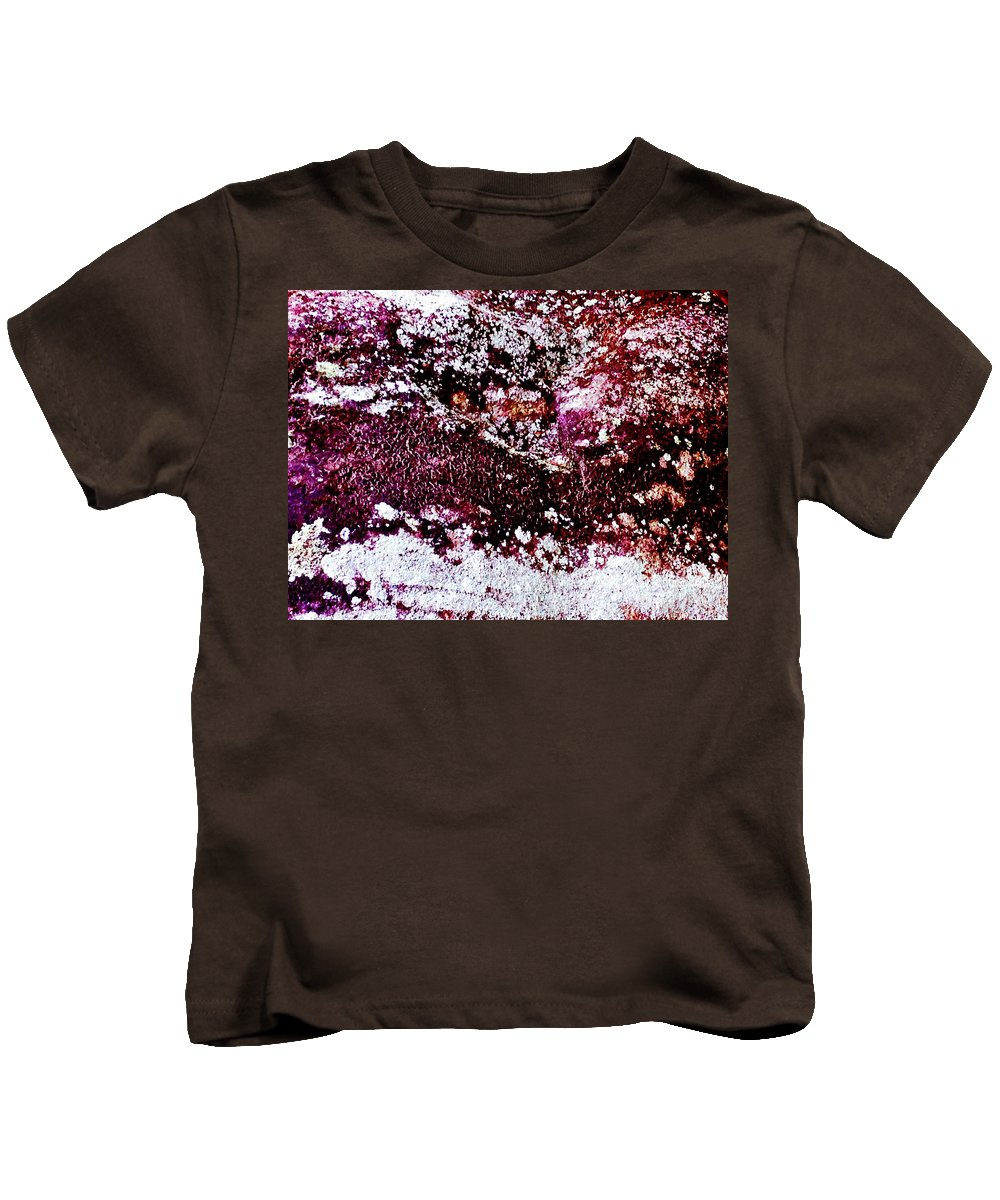Abstract Kids T-Shirt featuring the photograph Abstract 001 by Cristina Stefan
