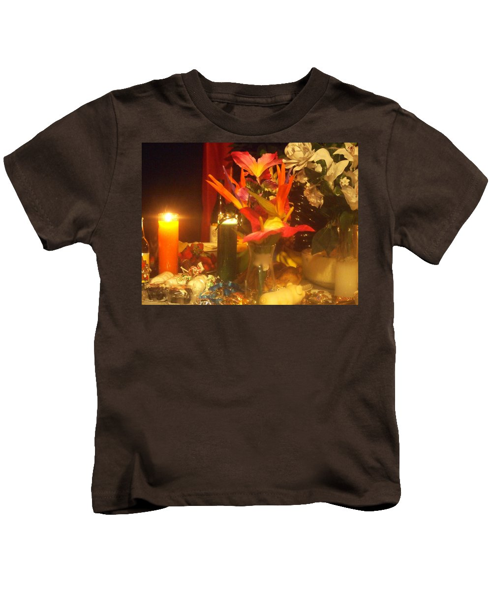 Kids T-Shirt featuring the photograph Eternally There by Jill Rucker Simmons