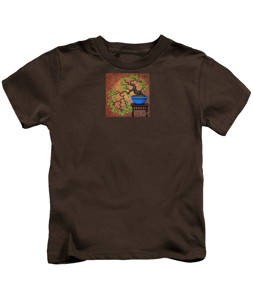 Still Life Kids T-Shirt featuring the painting Forgotten by Jane Bucci