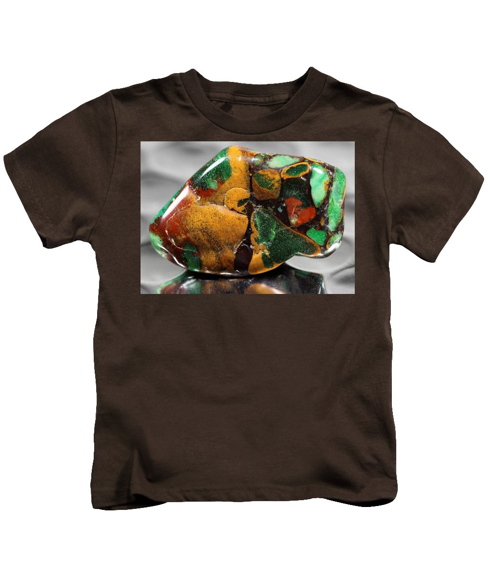 Jade Kids T-Shirt featuring the photograph Jade by Scott Hill