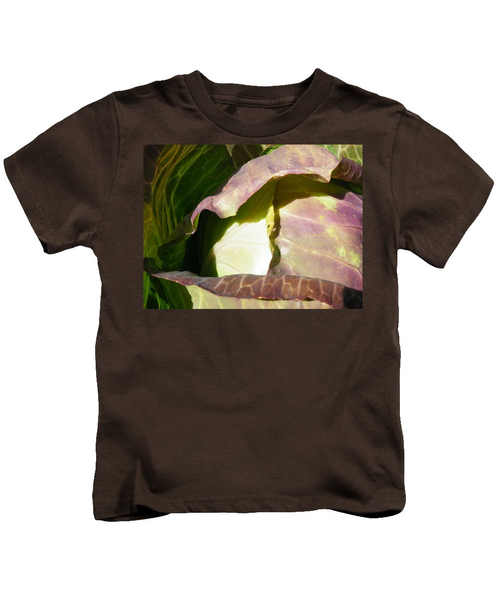 Geometry Kids T-Shirt featuring the photograph Opening Geometry by Brian Boyle