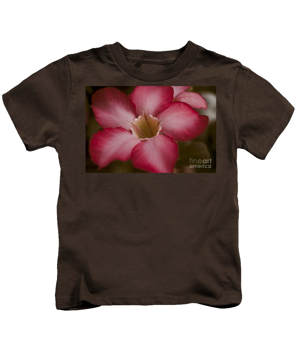 Aloha Kids T-Shirt featuring the photograph Sabi Morning Star by Sharon Mau