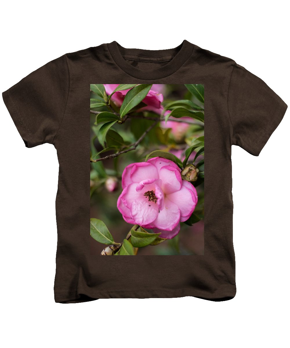 Flower Kids T-Shirt featuring the photograph Simple Flower by Jon Cody
