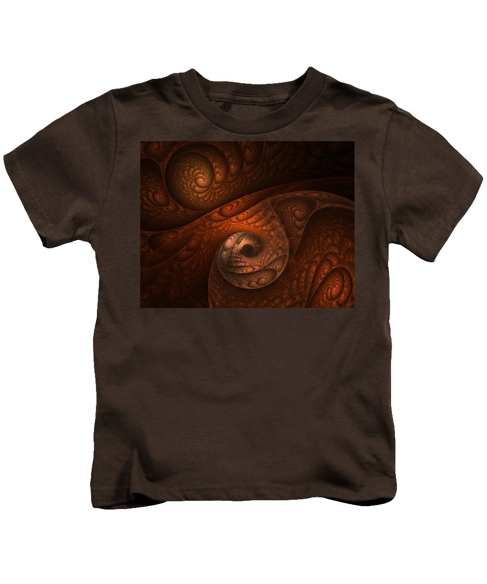 Minotaur Kids T-Shirts