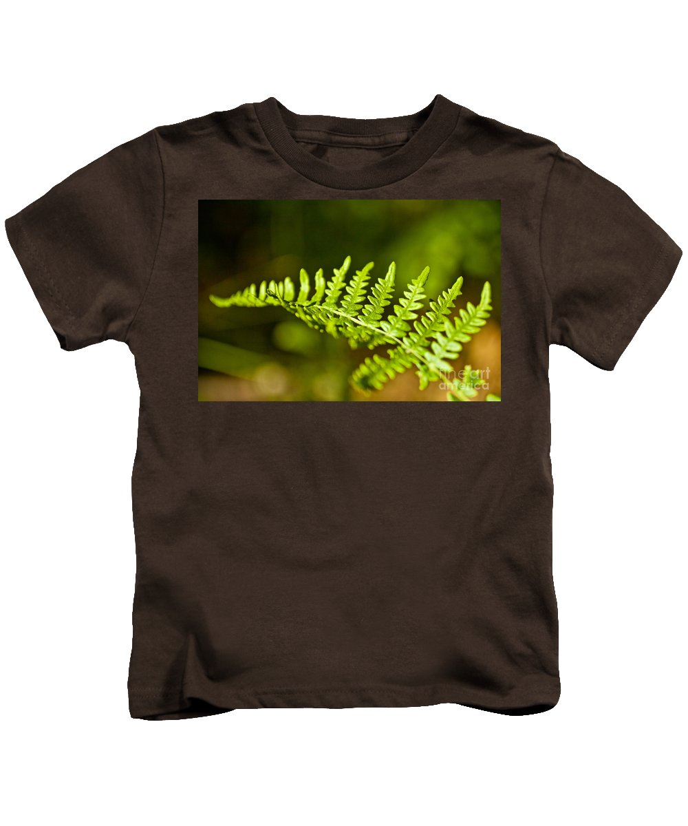 Botanical Kids T-Shirt featuring the photograph Simple Beauty by Jill Smith