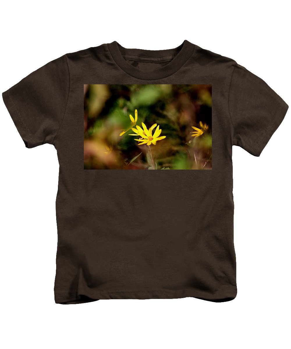 Kids T-Shirt featuring the photograph Through An Opening by Travis Truelove