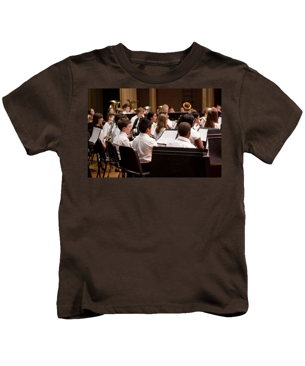 Kids T-Shirt featuring the photograph Image 2 by Heather Ellington