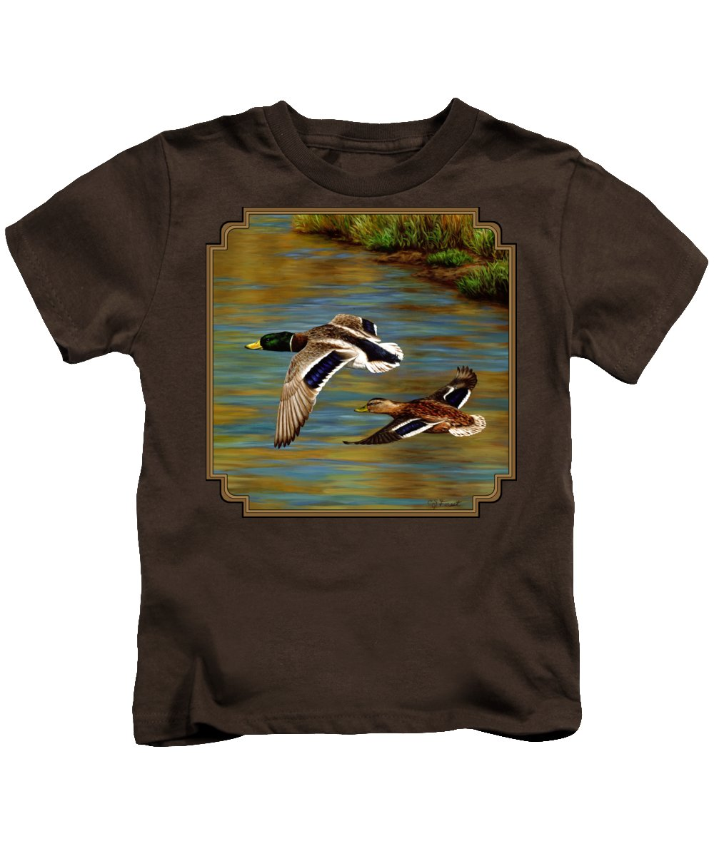 Duck Kids T-Shirts