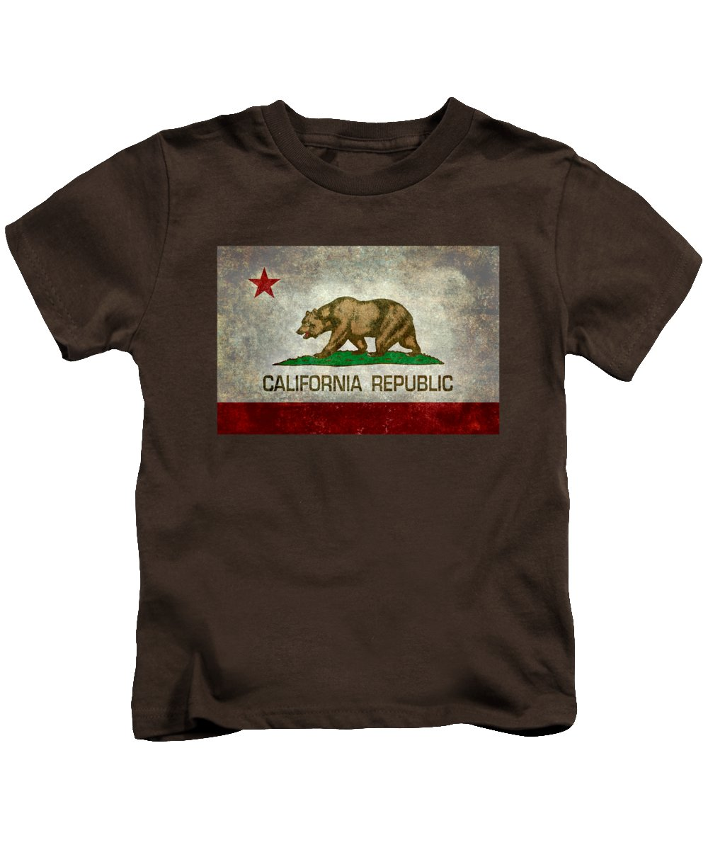Brown Bear Kids T-Shirts