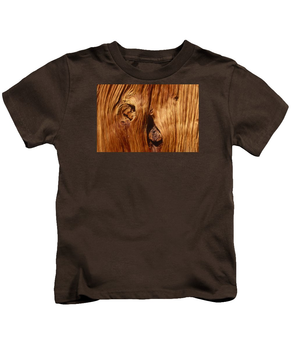 Red Fir Kids T-Shirt featuring the photograph Detail Of Red Fir by Soli Deo Gloria Wilderness And Wildlife Photography