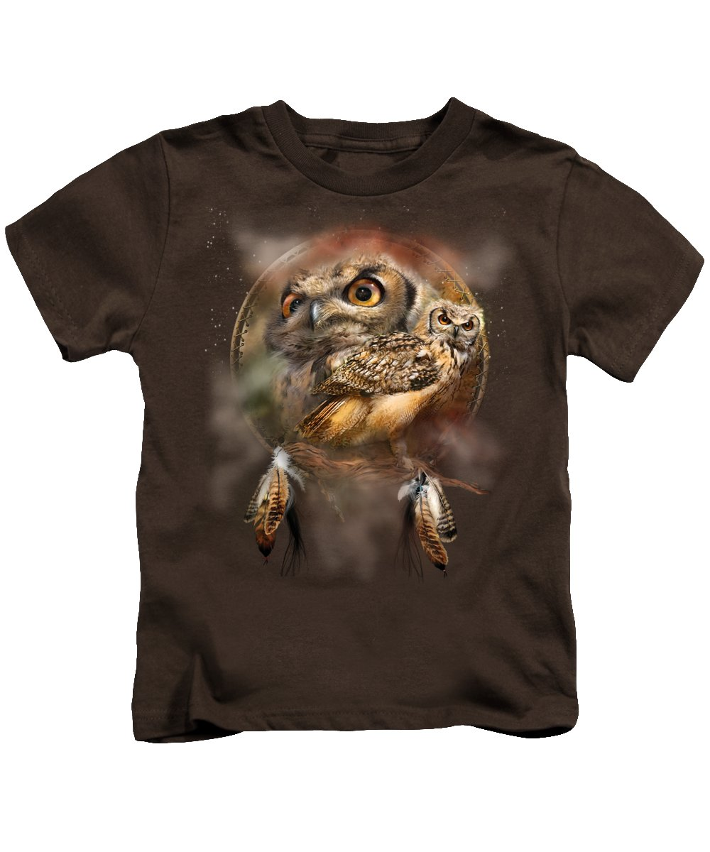 Owl Kids T-Shirts