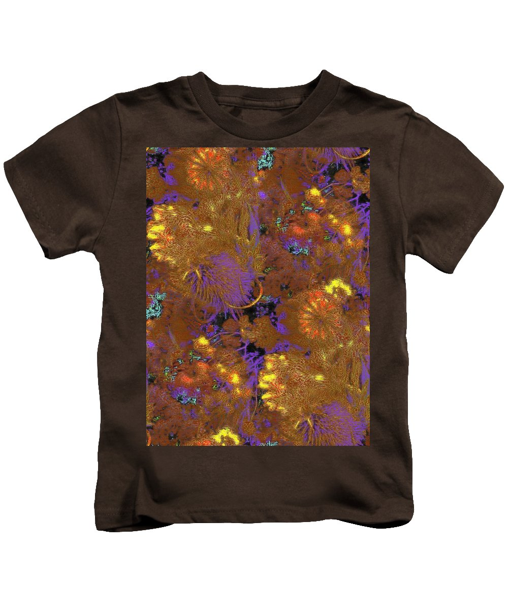 Dried Kids T-Shirt featuring the digital art Dried Delight 2 by Tim Allen