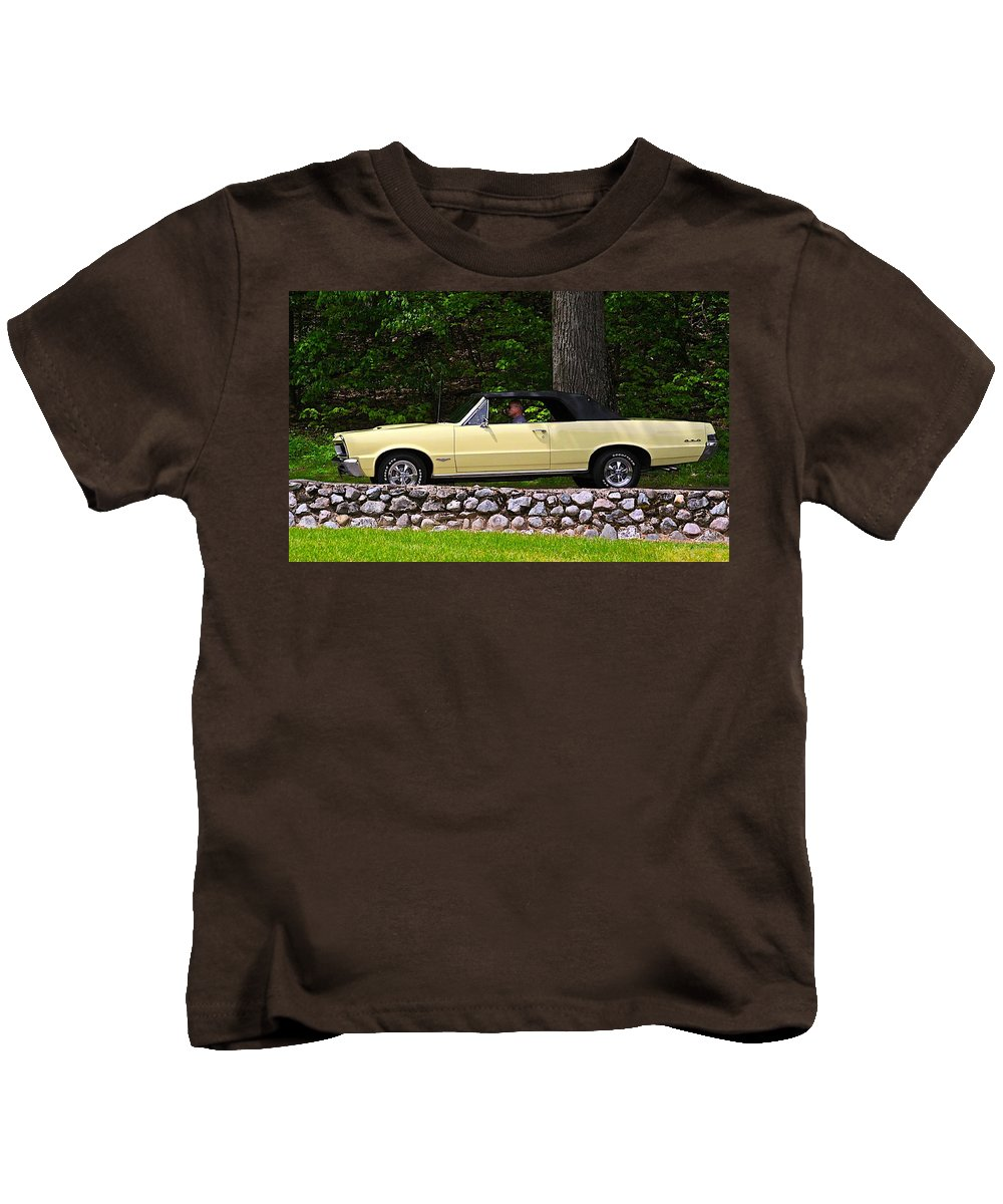 Related Tags: Gto Artwork Kids T-Shirt featuring the photograph GTO by Robert Pearson