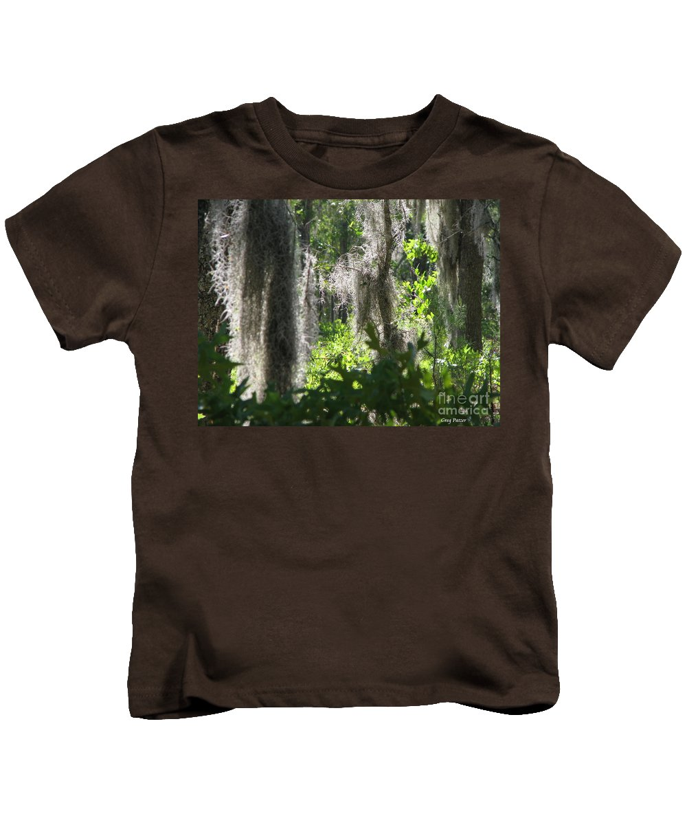 Florida Kids T-Shirt featuring the photograph Home by Greg Patzer