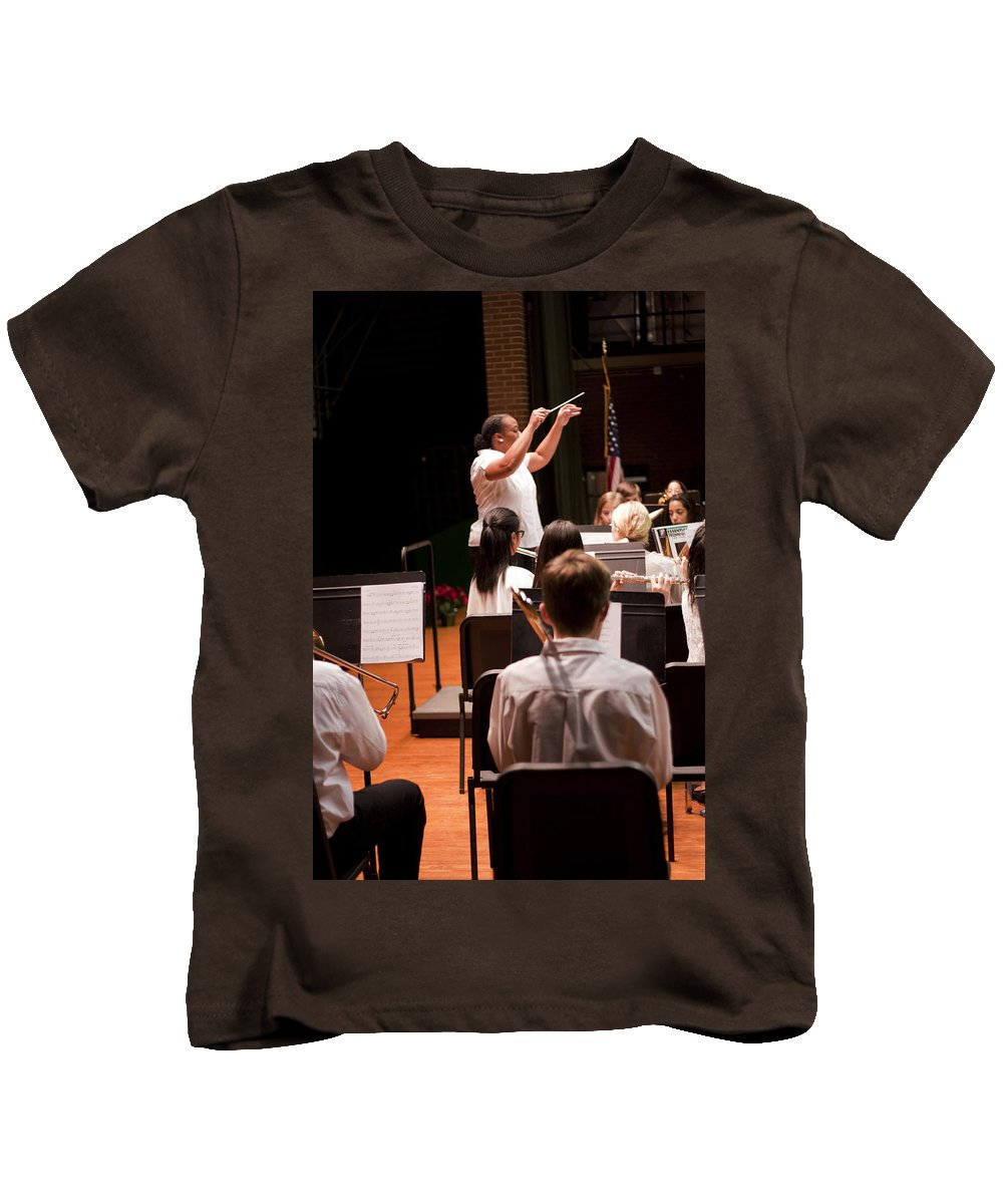 Kids T-Shirt featuring the photograph Image 5 by Heather Ellington