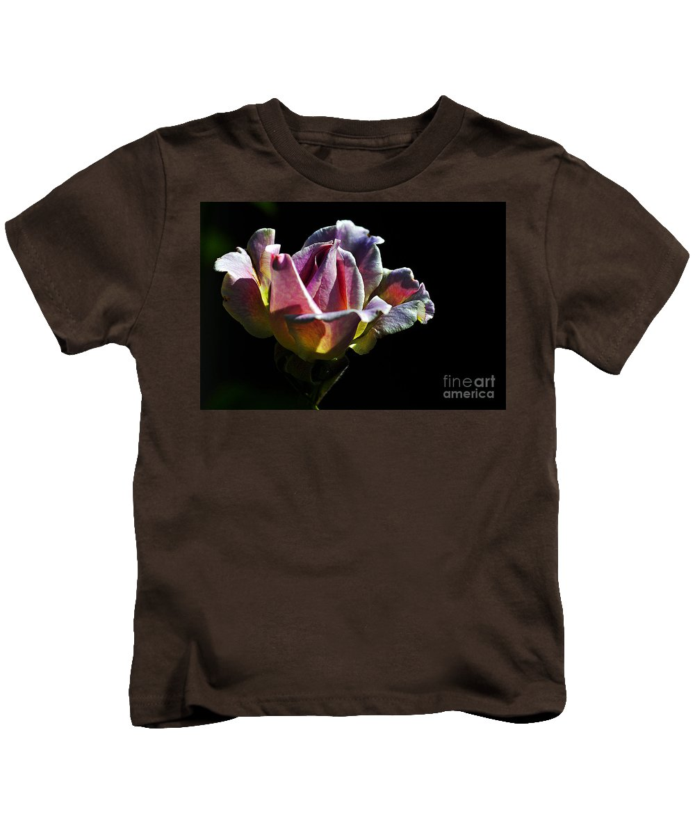 Clay Kids T-Shirt featuring the photograph Lonely by Clayton Bruster