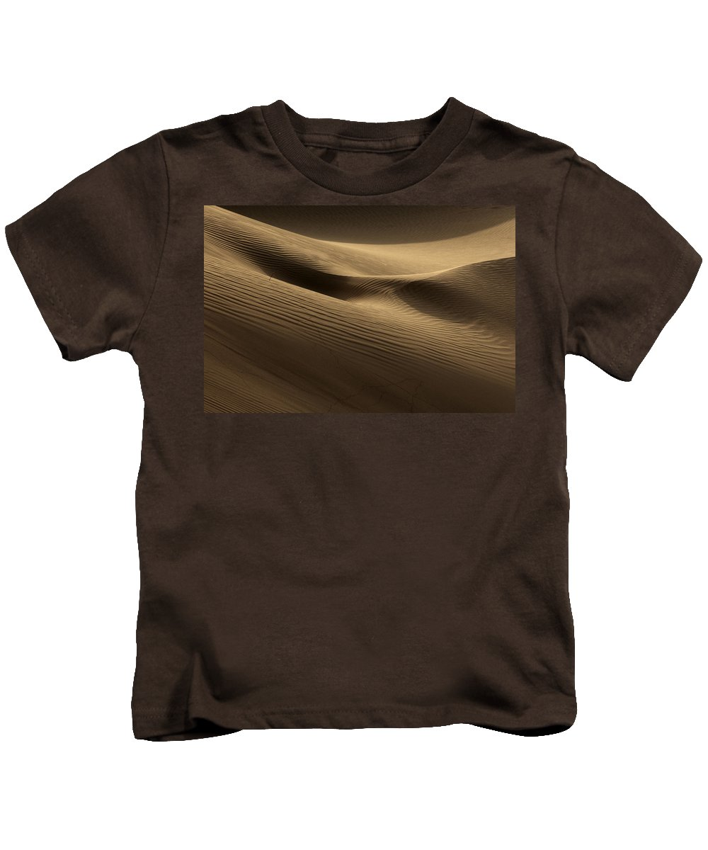 Dunes Kids T-Shirt featuring the photograph Sand Dune by Phil Crean