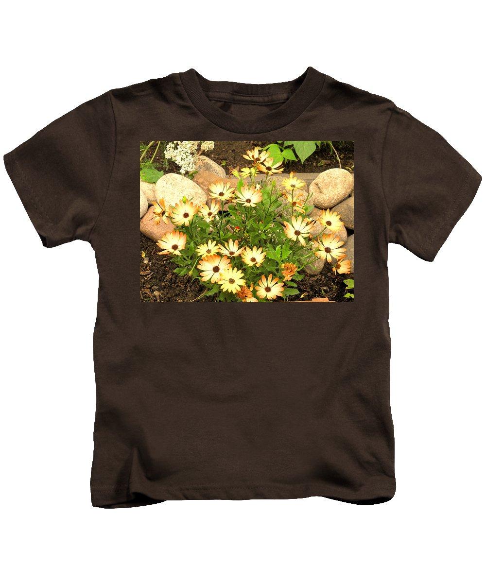 Flowers Kids T-Shirt featuring the photograph Soft by Ian MacDonald