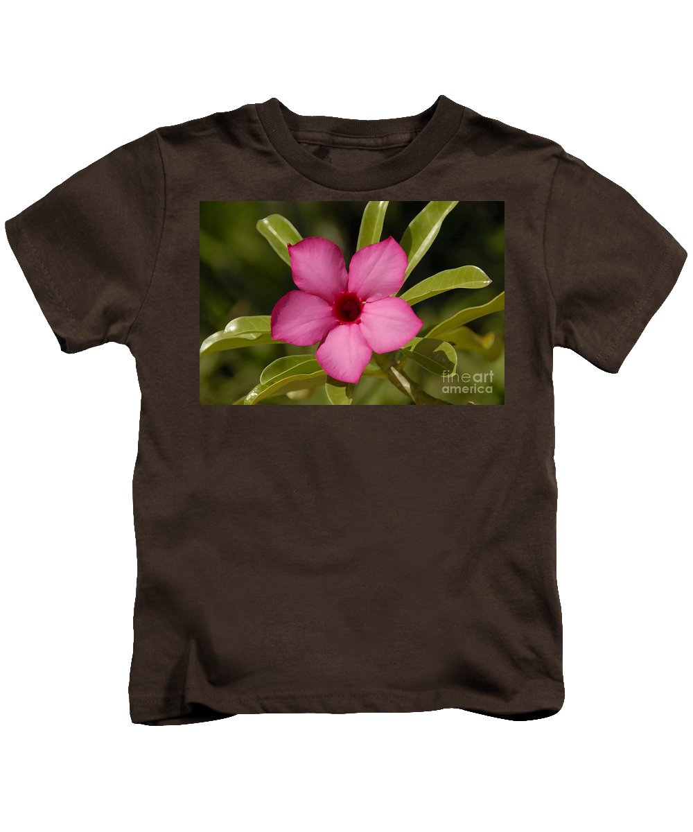 Spring Kids T-Shirt featuring the photograph Spring by David Lee Thompson