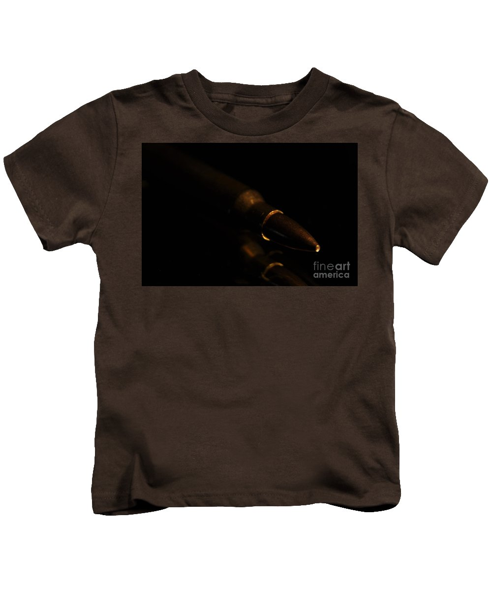 Bullet Kids T-Shirt featuring the photograph Sunset 223 by Crystal J Harwood