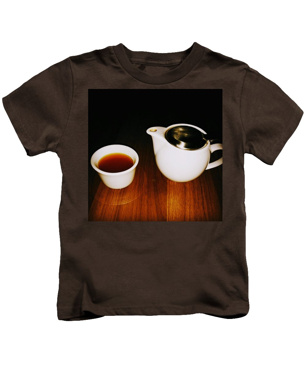 Abstract Kids T-Shirts