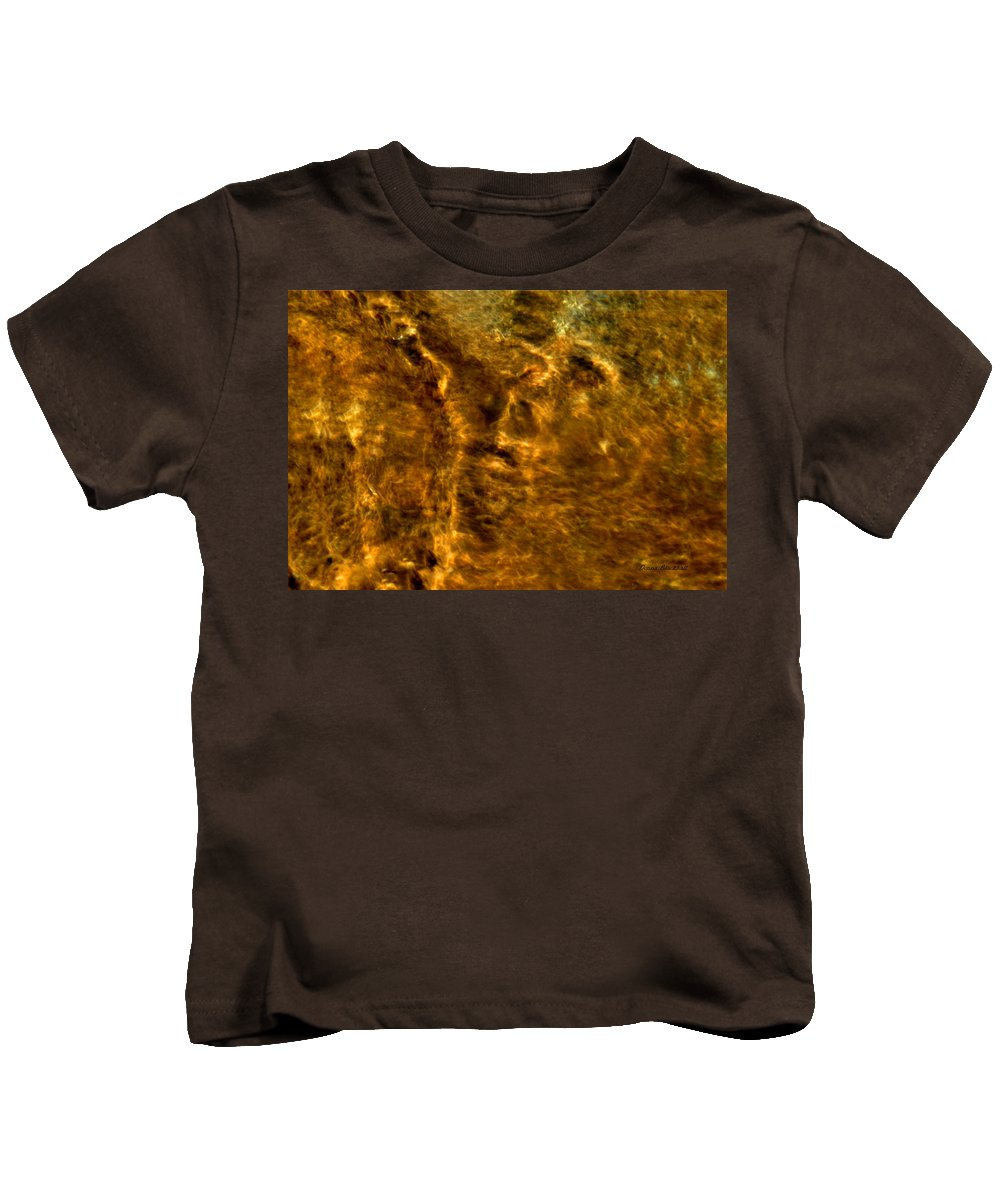 Water Kids T-Shirt featuring the photograph The Mummy by Donna Blackhall
