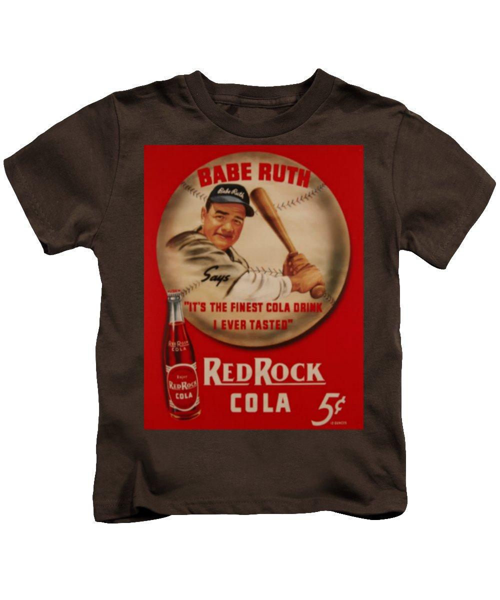 Babe Ruth Kids T-Shirts