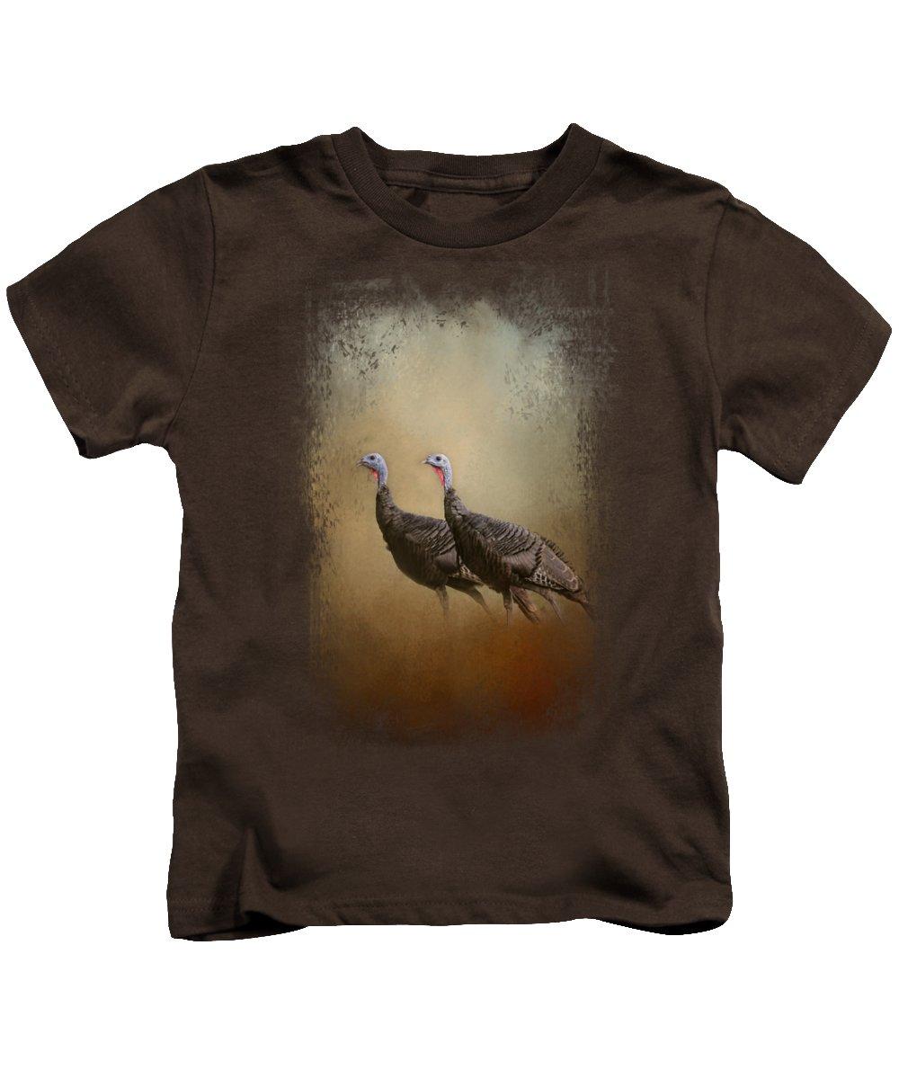 Turkey Kids T-Shirts