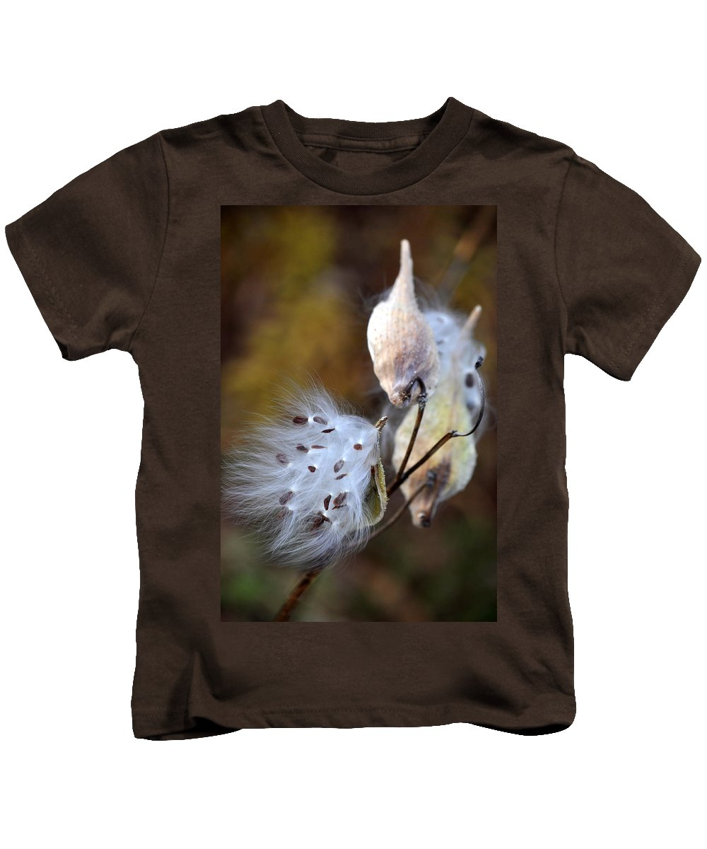Flower Kids T-Shirt featuring the photograph Wish You Were Here by Trish Tritz