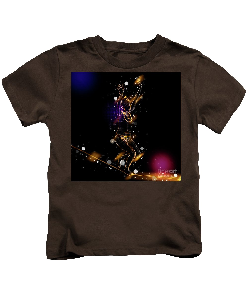Slackline Kids T-Shirts | Fine Art America