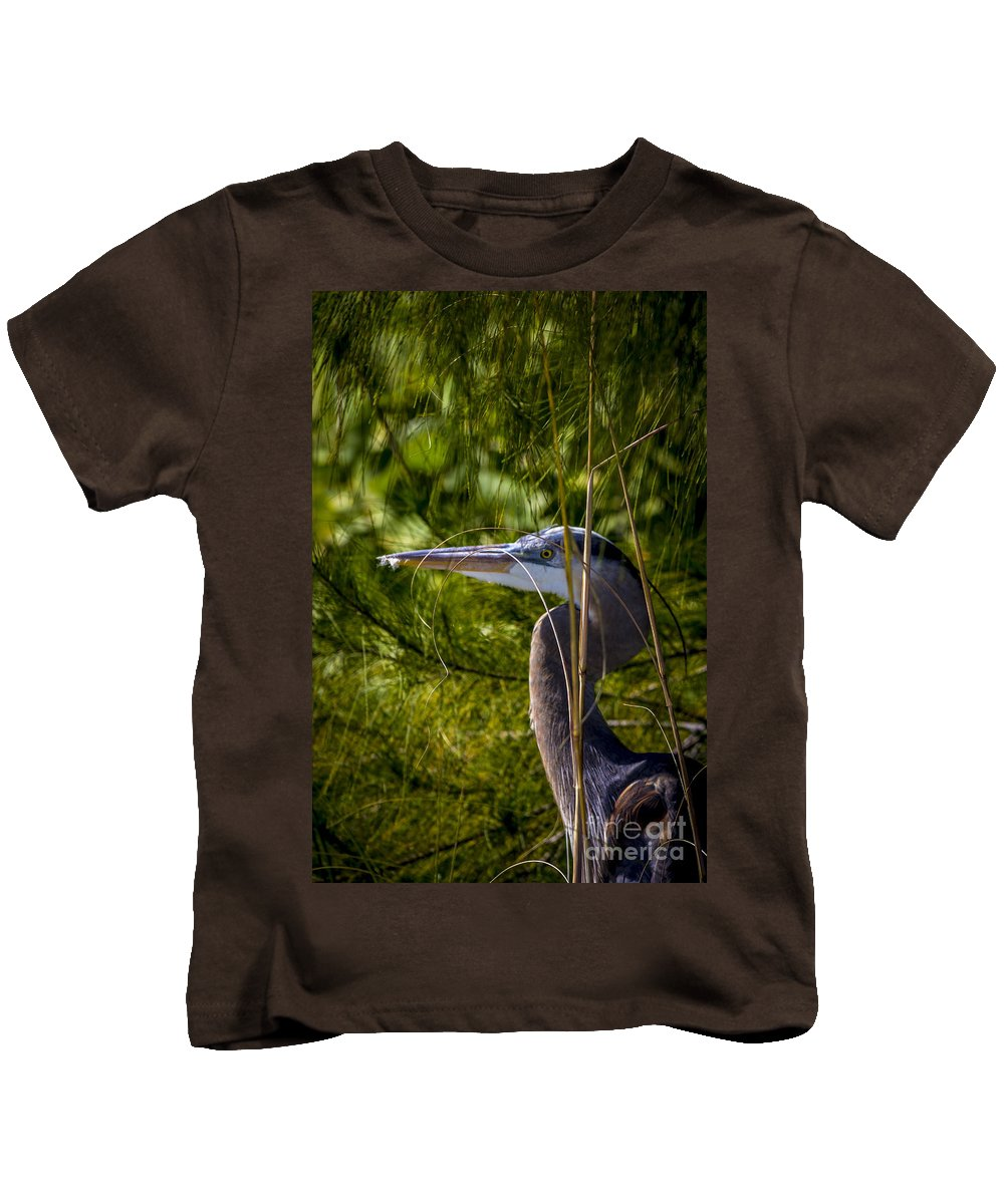 Cove Kids T-Shirt featuring the photograph You Can't See Me by Marvin Spates